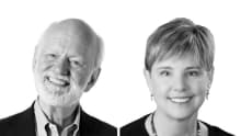 Helping women rise: Sally Helgesen and Marshall Goldsmith