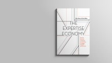 Book Review: The Expertise Economy