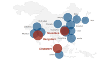 Here are the three best cities for tech companies in Asia