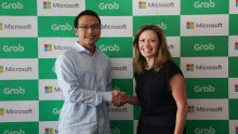 Singapore-based Grab gets Microsoft's boost for digital innovation