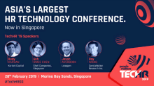 Save the date to meet these 5 thought leaders at Tech HR Singapore