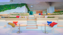 KPMG's smart clubhouse: an AI-powered space to work & play