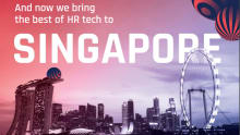 Meet HR thought leaders from Cargill, Alibaba, Baxter at Tech HR Singapore