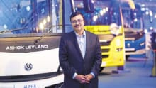 Ashok Leyland MD and CEO Vinod Dasari resigns