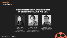 PeopleMatters TV: Designing employee experience methodologies