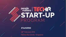 Meet the newest HR Tech startups in the TechHR Singapore Startup Program