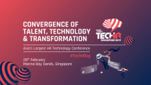 Meet this inspiring panel of CHROs at TechHR Singapore 2019