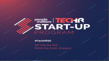 Startup Search: These emerging HR Tech startups will be present at TechHR Singapore