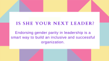 Infographic: Is she your next leader?