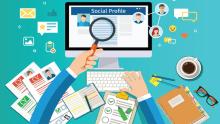 How important is Social Media check while hiring employees?