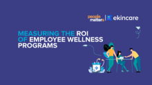 Effectiveness of Corporate Wellness Programs in India