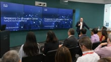 Cisco launches Co-Innovation and Cybersecurity Centers in Singapore