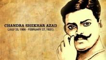 Chandra Shekhar Azad and Servant Leadership
