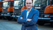 Commercial vehicles maker Scania appoints new Managing Director