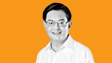 Singapore's FM Heng Swee Keat to become Deputy PM from May 1
