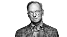 Former Google CEO Eric Schmidt stepping down from Alphabet board