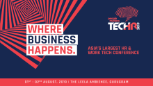 Save the date to meet these trailblazing thought leaders at TechHR 2019!
