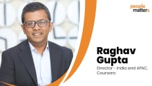 The future of learning at scale is online: Rapid Fire with Coursera's Raghav Gupta
