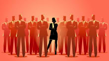 Diversity at workplace: Empowering and building women leaders