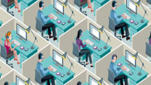 Innovative workplace design: The recipe for employing engagement