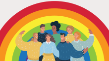 Rainbow over June: Pride Month celebrations across workplaces