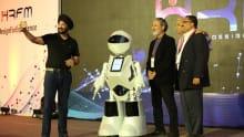 Tech Mahindra Introduces K2, an AI HR Humanoid