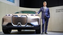 BMW CEO Harald Krueger to step down