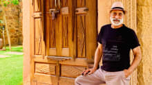 """Always see the good in people"": Co-founder and Chairman, Neemrana Hotels"