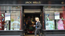 UK fashion chain Jack Wills has shut 5 stores in Hong Kong & asked staff to leave