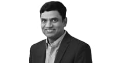 Rapid Fire with Infosys' Group Head HR, Krish Shankar