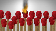 69% of job candidates will reconsider offers if current employees are burnt out