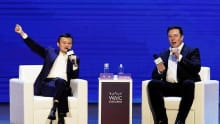 The Future of Jobs and AI: Elon Musk and Jack Ma at WAIC