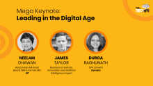 Mega Keynote: Leading in the Digital Age