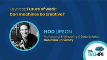 Future of work: Can machines be creative?