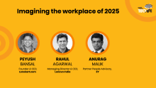 Imagining the workplace of 2025 @ #TechHR 2019