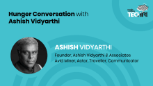 Hunger conversation with Ashish Vidyarthi