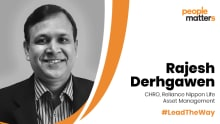 Rapid Fire with RNAM's CHRO, Rajesh Derhgawen