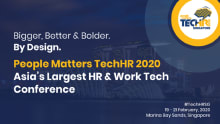 10 reasons to attend People Matters TechHRSG 2020