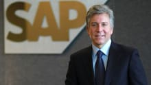 SAP's CEO steps down after nine years