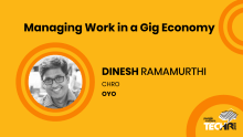 Managing work in a gig economy
