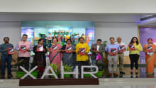 HRM Business Conclave, Kshitij'19 – XAHR, XUB