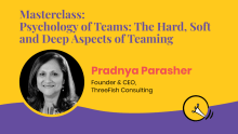 Psychology of teams: The hard, soft and deep aspects of teaming