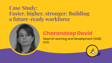 Faster, higher, stronger: Building a future-ready workforce