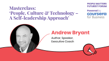People, culture & technology: A self-leadership approach
