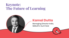 Keynote: The future of learning