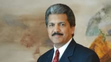 Anand Mahindra to step down from the post of Mahindra Group's Executive Chairman in 2020
