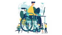 China introduces policy to make disabled people more employable