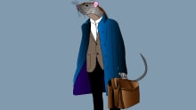 Is your boss a rat?