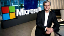 Microsoft appoints Ahmed Mazhari as new President for Asia