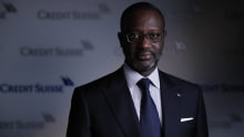 Credit Suisse chief executive Thiam resigns